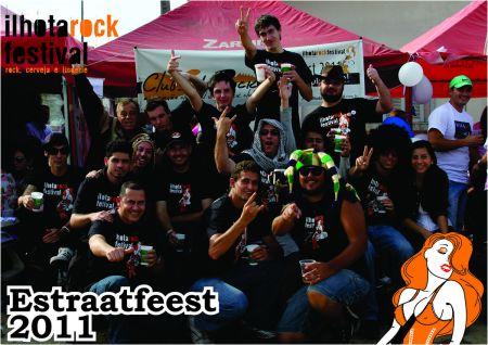 Clube do Rock na Estraatfest