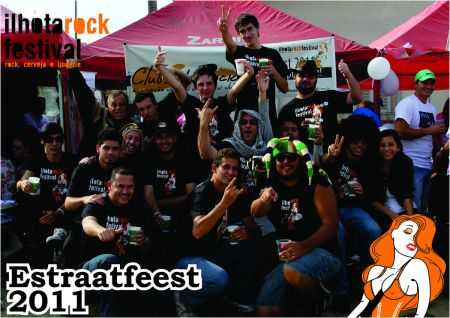 Clube do Rock na Estraatfest